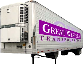 Refrigerated Freight and LTL Trucking Refrigerated Van