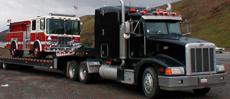 Heavy Haul Machinery Trucking