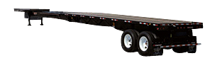 Flatbed Stretch Trailers