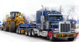 heavy haul equipment