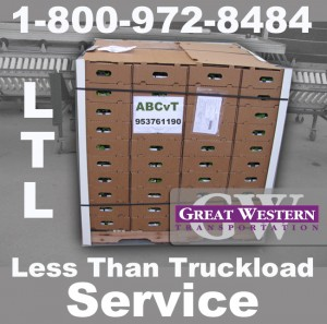what is less than truckload ltl
