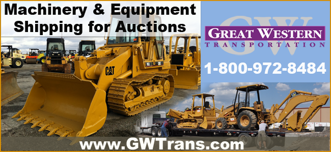 heavy machine auction