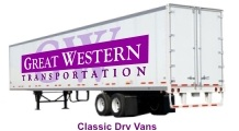 Great Western Dry Van