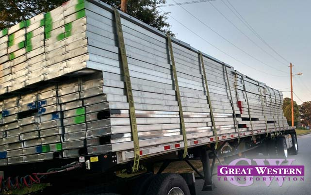 Flatbed Trucking 101 Federal Regulations For Proper Load